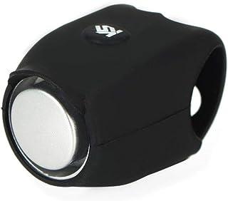 Viele Verschiedene Modis Fahrradring Fahrrad Lenker Alarm Klingel PCSW Elektrische Fahrradklingel Fahrradhupe mit 120 dB aus Silikon inklusive eingebauten Knopfzellen