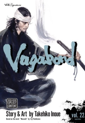 By Inoue, Takehiko [ Vagabond, Volume 22 (Vagabond (Paperback) #22) - Greenlight ] [ VAGABOND, VOLUME 22 (VAGABOND (PAPERBACK) #22) - GREENLIGHT ] Aug - 2006 { Paperback }