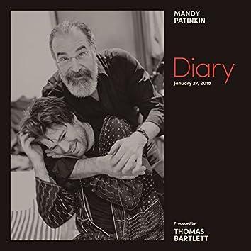 Diary: January 27, 2018