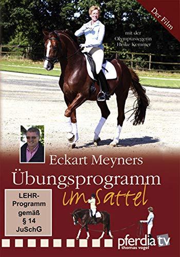 Übungsprogramm im Sattel