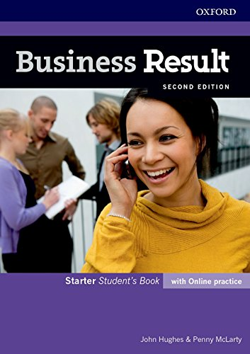 Business result. Starter. Student's book. Per le Scuole superiori. Con espansione online