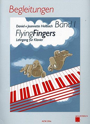 Flying fingers 1 - arrangiert für Klavier [Noten / Sheetmusic] Komponist: HELLBACH DANIEL + HELLBACH JEANNETTE