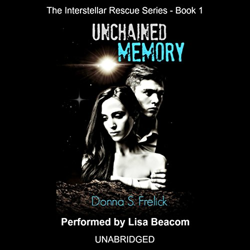 Unchained Memory audiobook cover art