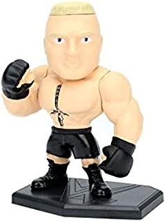 Jada Toys Metals WWE Brock Lesnar M203 Classic Figure 1 Piece Black
