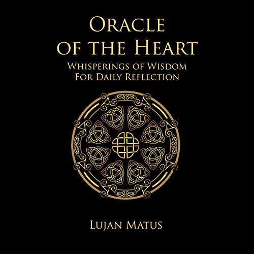 Oracle of the Heart audiobook cover art