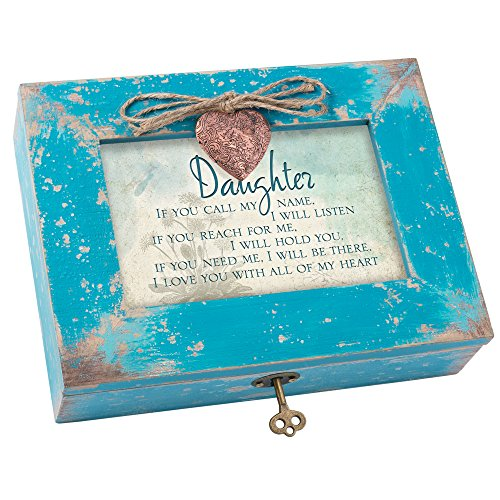 I Will Be There Jewelry Music Box