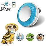 Mini localizzatore GPS per cani e gatti,batteria da 500 mAh. Posizionamento Wifi/posiziona...