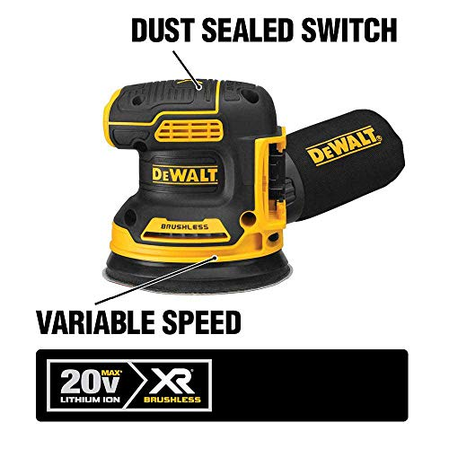 DeWALT DCKTS781D2M1 20V MAX Cordless Li-Ion 7 Tool Combo Kit w/Tough System