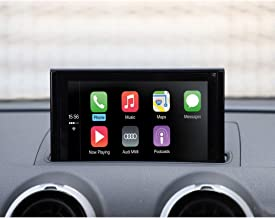 A3 MMI3G / MIB Wireless CarPlay for Audi 2014-2018 Car Play Android Mirror OEM Video Interface Support to Add Rear/Front / 360 Camera