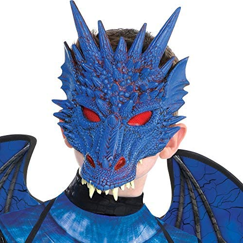 Lizard costume boy _image1