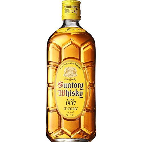 サントリーウイスキー 角瓶 [ ウイスキー 日本 700ml ]