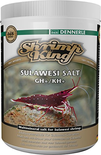 Dennerle 6151 Shrimp King Sulawesi Salt, 1000 g