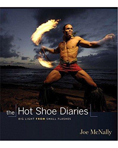 der Blitzschuh Diaries: Big Licht von Kleinen Blinkt [Paperback] [2009] 1ED. Joe McNally