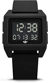 Best adidas black silicone watch Reviews