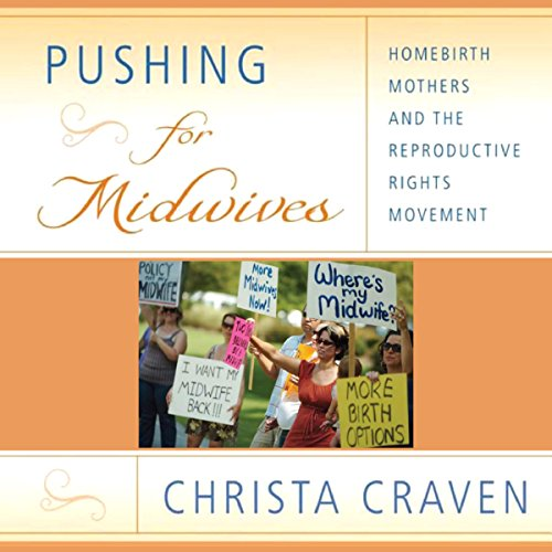 Pushing for Midwives cover art