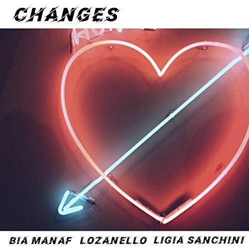 lozanello, Bia Manaf & Ligia Sanchini