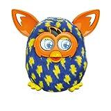 Furby Jouet en Peluche Boom avec Motifs d'éclair