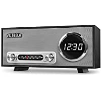 Victrola VC-100 Bluetooth Digital Clock Stereo