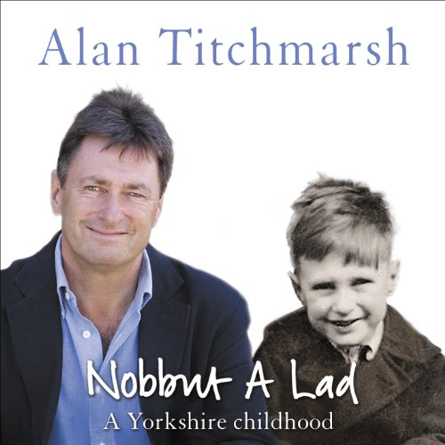 Nobbut a Lad audiobook cover art