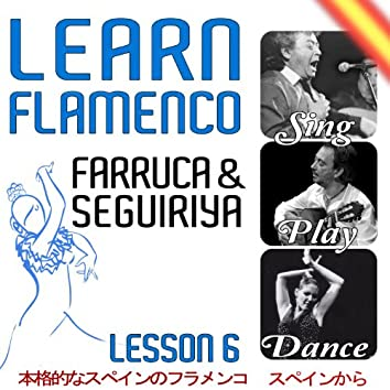 Learn Flamenco. Sing, Play And Dance Farruca And Seguiriya. Lesson 6