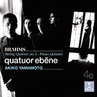 Brahms: String Quartet No. 1 / Piano Quintet (2009-10-06)