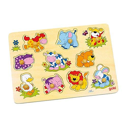 Legler - Puzzle, diseño de Animales