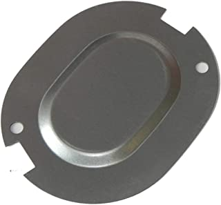 F-1-10 LeMans and Tempest Inline Tube Oil Pan Mounting Reinforcements Compatible with 1964-77 Pontiac GTO