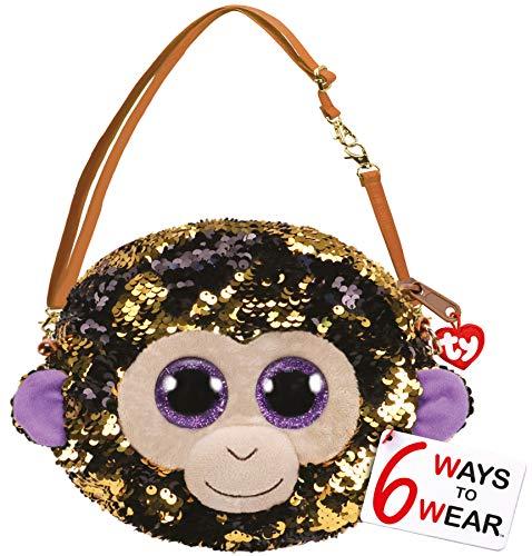Ty – Bolsa de Peluche – Coconut el Mono