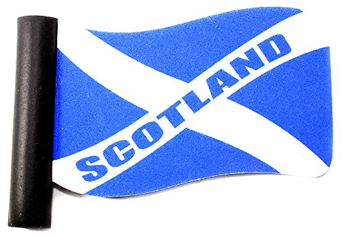 Must Have Souvenirs Scottish Gifts - Saltire St Andrew's Wavy Flag Aerial...