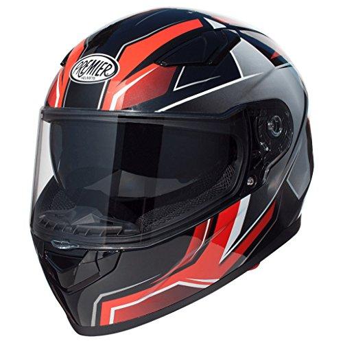 Premier apintvippols9200 X L Casco Moto, XL