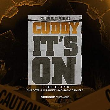 It's on (feat. Lil Raider, Shadow & MoJack Daniels)