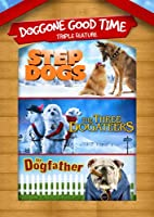 Step Dogs / 3 Dogateers / Dogfather [DVD] [Import]