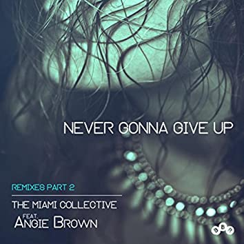 Never Gonna Give Up (Remixes Part 2)
