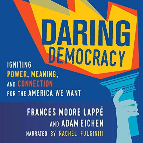 Daring Democracy audiobook cover art