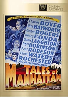 Tales of Manhattan by Charles Boyer