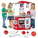 Cocina Infantil Molto Cook'n Play Electrónica Nueva edición