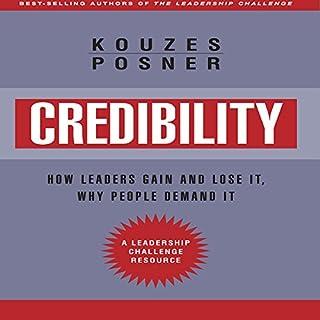 Credibility cover art