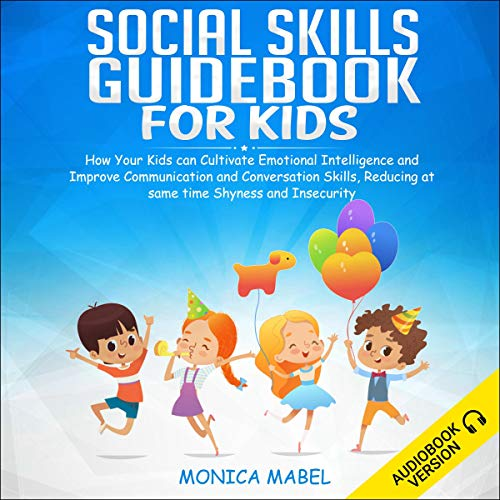 Social Skills Guidebook for Kids Titelbild
