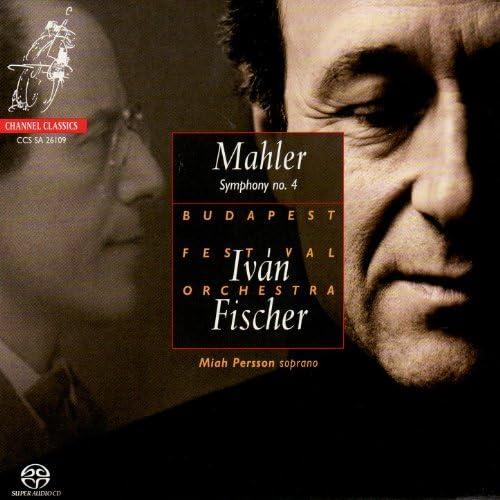 Budapest Festival Orchestra, Iván Fischer & Miah Persson