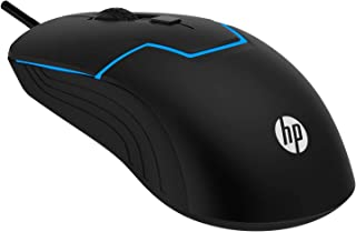 HP M100 USB Optical Gaming Mouse | 1QW49AA