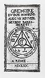 Grimoire du pape Honorius - Avec un recueil des plus rares secrets