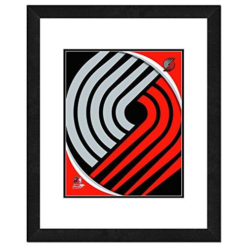 Greg Oden Portland Trailblazers NBA Double Matted 8x10 Photograph 2007 #1 Draft Pick