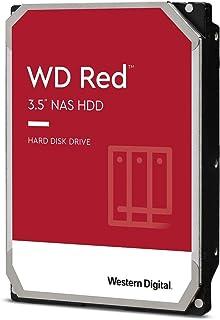 Western Digital HDD 6TB WD Red NAS RAID 3.5インチ 内蔵HDD WD60EFAX-RT 【国内正規代理店品】