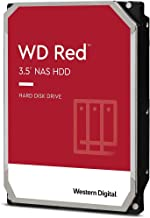 "Western Digital 3TB WD Red NAS Internal Hard Drive - 5400 RPM Class, SATA 6 Gb/s, SMR, 256MB Cache, 3.5"" - WD30EFAX"
