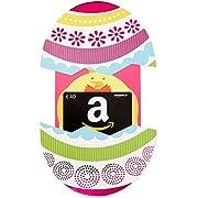 Amazon.de Geschenkkarte in Geschenkschuber - 40 EUR (Osterei)