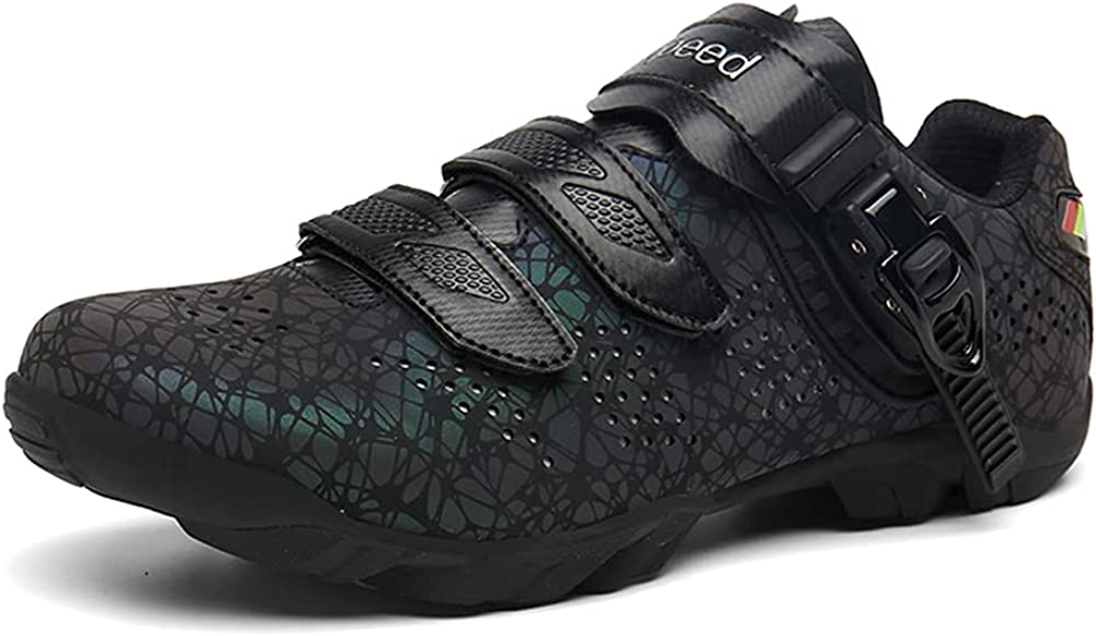 KOYODA Men's Riding 70% OFF Outlet Cycling Shoes Compatibl with Delta Set Genuine Free Shipping Cleat
