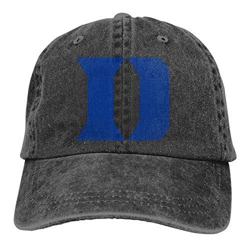RELAXLAMA Duke University All Seasons Unisex Baseball Cap Sports Casual Hat