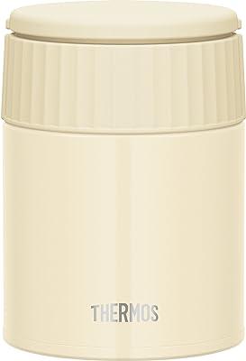 サーモス(THERMOS) 保温ランチジャー バニラ 400ml 真空断熱スープジャー JBQ-401 VAN