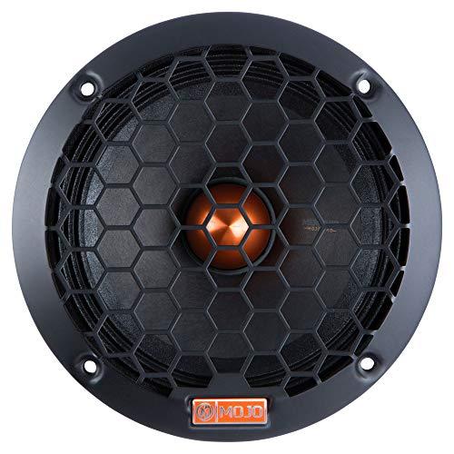 """Memphis MJP62 6.5"""" 125W RMS 4-Ohm Pro Audio Component Speaker (Single Piece)"""