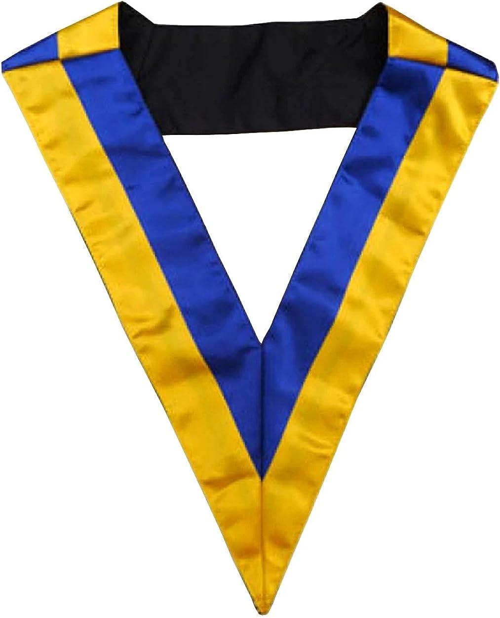 Masonic Officer's collar - ASSR - 20th degree